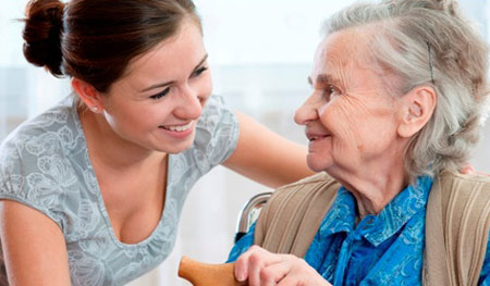Dịch vụ chăm sóc người già