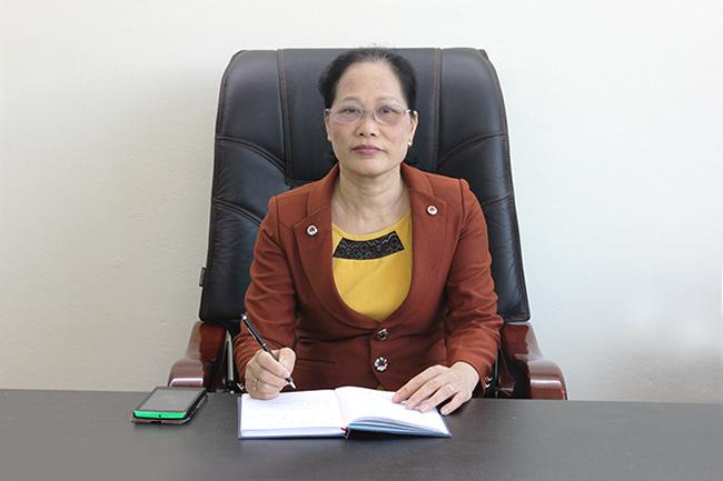 Bà Nguyễn Thị Hồng Doan