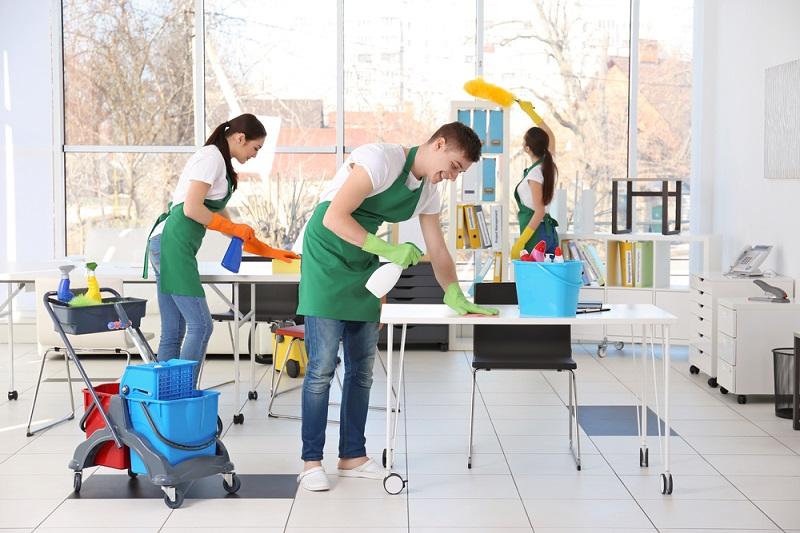 Dịch vụ giúp việc tạp vụ văn phòng tại các công ty