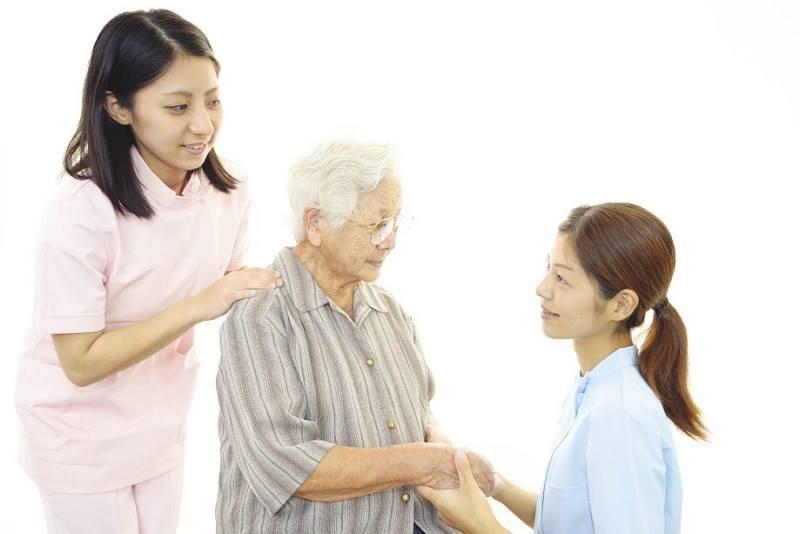 Kỹ năng chăm sóc người già