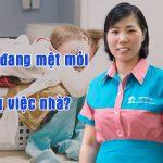 Giúp việc nhà, cung cấp dịch vụ giúp việc gia đình uy tín tận tâm