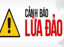 Lưu ý: Trung tâm giúp việc Hồng Doan cảnh báo