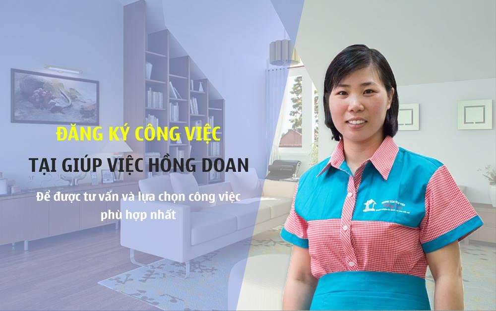 Công ty giúp việc Hồng Doan