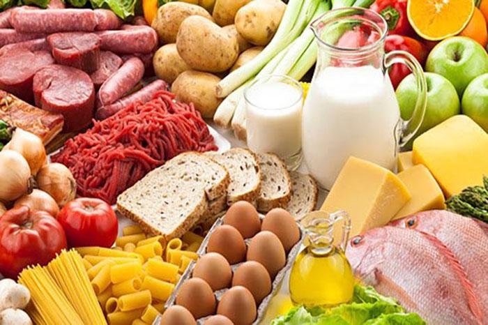 Chế độ dinh dưỡng khoa học sẽ giúp có một sức khỏe tốt