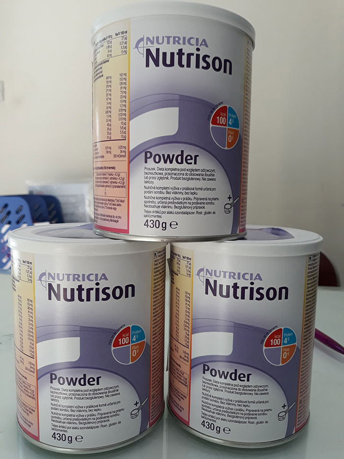 Sữa Nutrison Powed