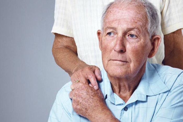 Người cao tuổi thường thay đổi tâm lý