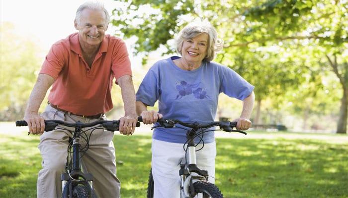 Nên tìm những loại xe đạp phù hợp cho người cao tuổi để đảm bảo an toàn