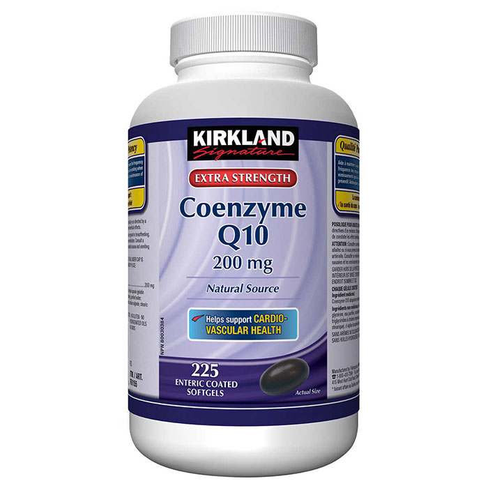 Thuốc Kirkland CoQ10 - thuốc bổ cho người già