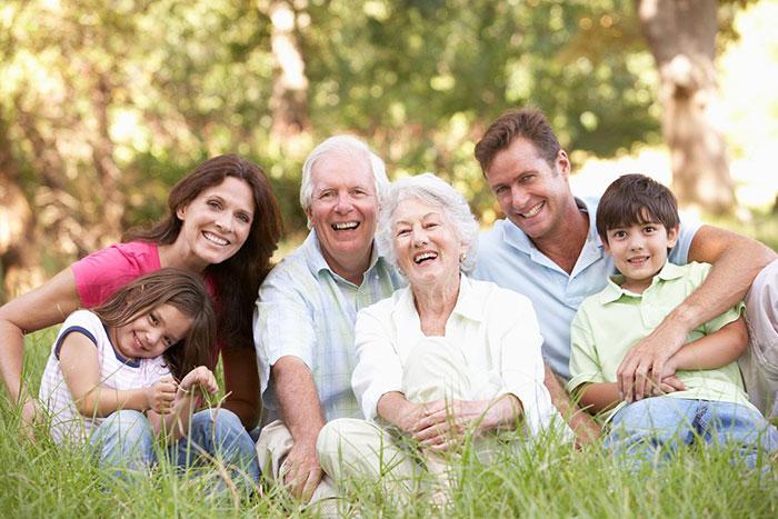 Người già mong muốn được quan tâm