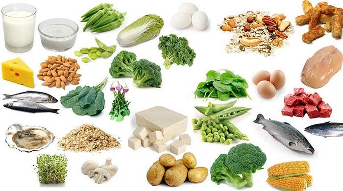 Những thực phẩm tốt cho người già