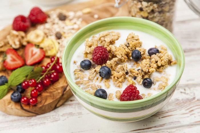 Ăn ngũ cốc rất tốt cho sức khỏe của người già