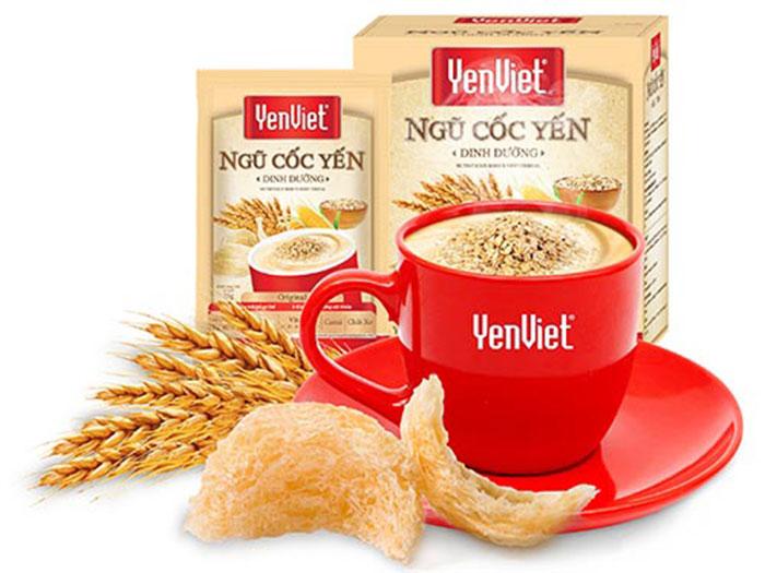 Ngũ cốc Yến Việt - loại ngũ cốc quen thuộc của người già
