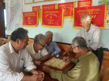 Đánh cờ giúp người già rèn luyện tư duy và não bộ