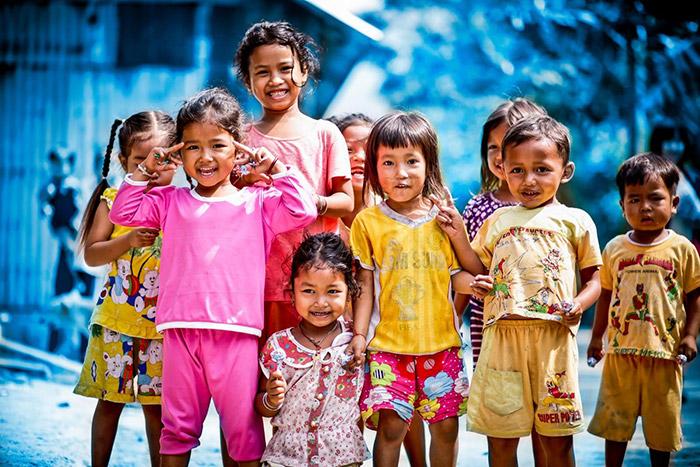 Phát huy quyền trẻ em là cách để trẻ em phát triển
