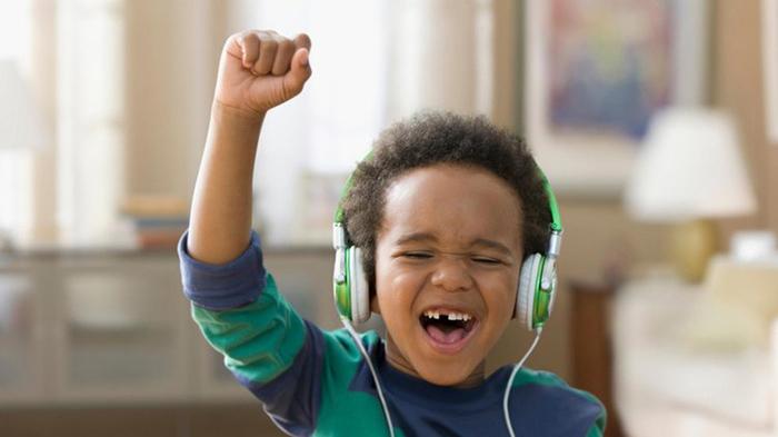 Âm nhạc giúp trẻ có sức khỏe ổn định