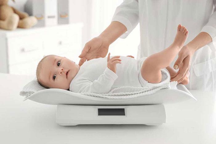 Các vấn đề liên quan đến cân nặng của trẻ bạn nên biết