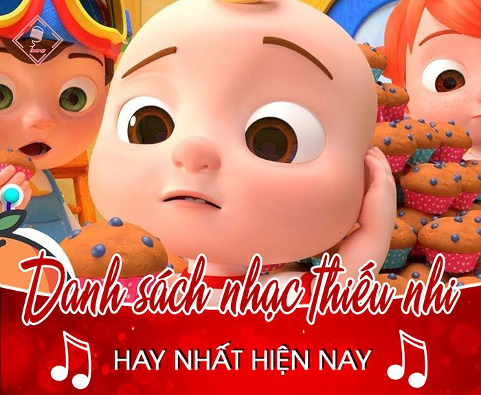 Tìm những bài nhạc thiếu nhi phù hợp cho em bé