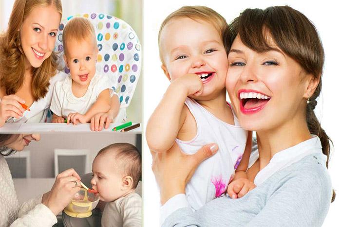 Hiện nay nhu cầu tìm công việc liên quan đến chăm sóc em bé trở nên phổ biến