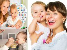 Chăm trẻ nhỏ cần phải có tình yêu thương đối với trẻ