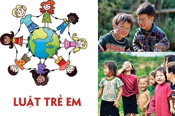 Luật trẻ em hiện nay không chỉ còn là những lý thuyết suông trong sách vở mà nó được cụ thể hóa thành những chương trình, hành động.