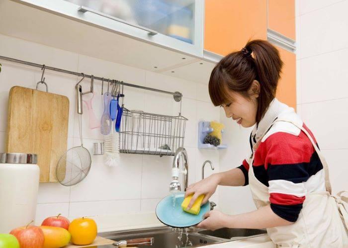 Những người giúp việc nấu ăn theo giờ thường sẽ không làm ảnh hưởng đến không gian sinh hoạt riêng tư của gia đình chủ nhà.