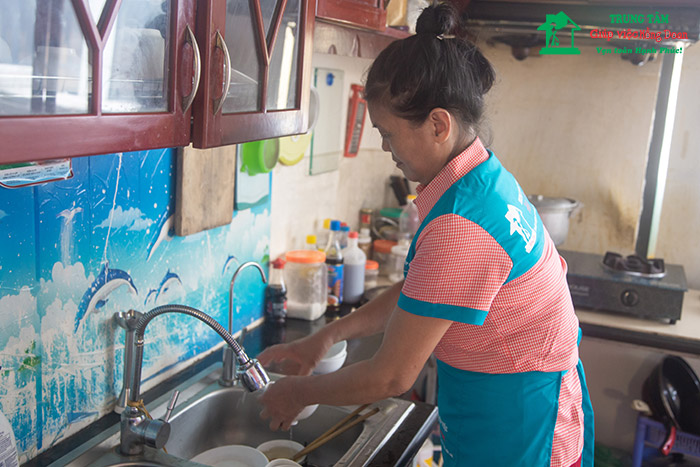 Dịch vụ của giúp việc Hồng Doan đảm bảo mang đến quyền lợi tốt nhất cho khách hàng