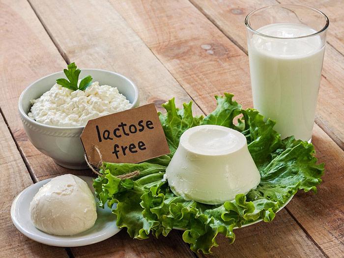 Đường Lactose là thành phần xuất hiện trong nhiều sản phẩm sữa
