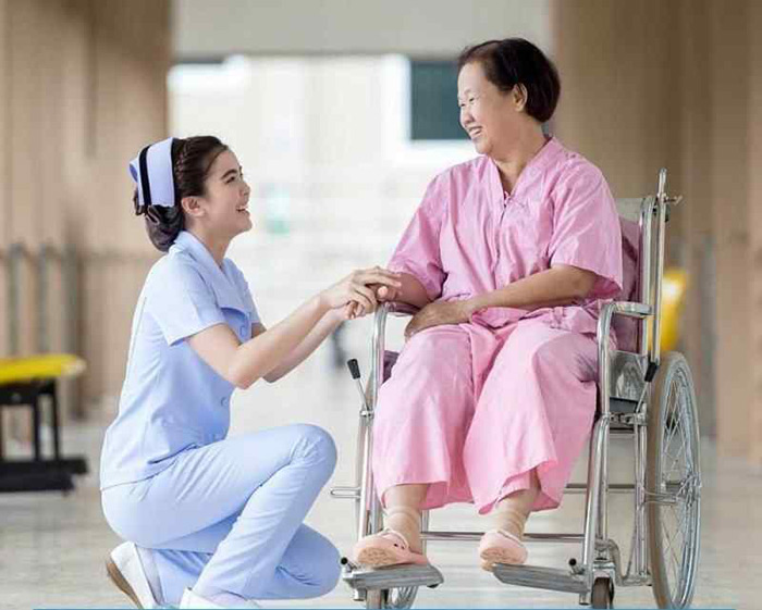Các cá nhân, khoa chủ quản trong bệnh viện cầm đảm bảo điều kiện tốt nhất cho người bệnh